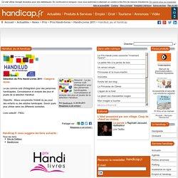 Handilud, jeu et handicap - Handi-Livres 2011 (4309)