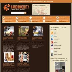 actualité du handicap, informations et matériel