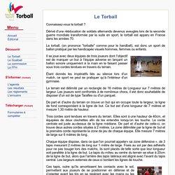 Torball-Handisport-France : Site officiel de la commission Torball de la Fédération Française Handisport