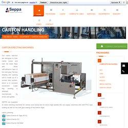 Gable Top Carton Filling Machine - Seppasolutions