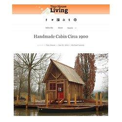 Handmade Cabin Circa 1900