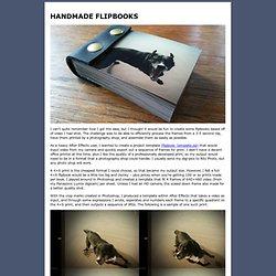 Handmade Flipbooks