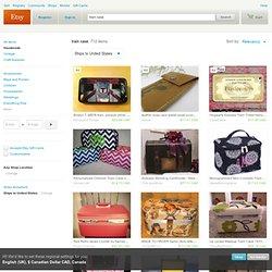 train case sur Etsy, la plateforme de vente du fait main et du vintage.