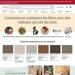 Etsy - Your place to buy and sell all things handmade