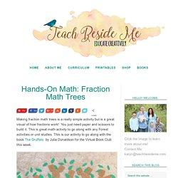 Hands-On Math: Fraction Math Trees