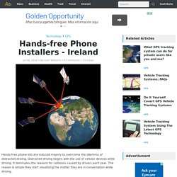 Hands-free Phone Installers - Ireland