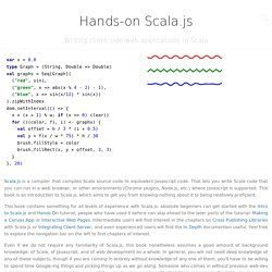 Hands-on Scala.js