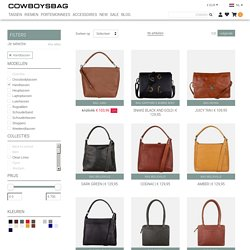 Cowboysbag Premium Leather
