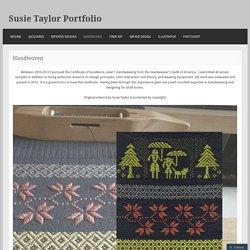 Susie Taylor Portfolio