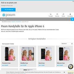 Pixum Handyhülle für Ihr Apple iPhone 6 gestalten!
