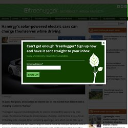 """Commercial Introduction of the """"Zero Charge"""" EV"""