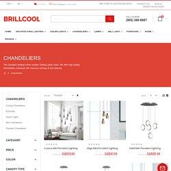 Best Modern Hanging Chandeliers
