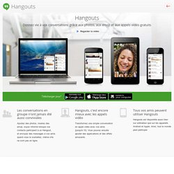HangoutsGoogle+ – HangoutsGoogle+