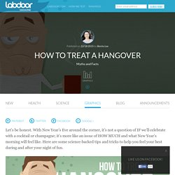 How To Treat A Hangover - LabDoor Magazine