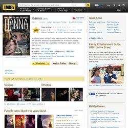 Hanna (2011