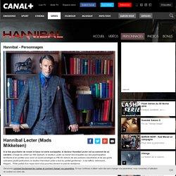 Hannibal Lecter, personnage de la série Hannibal