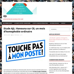 Etude AJL: Hanouna sur C8, un mois d'homophobie ordinaire – AJL
