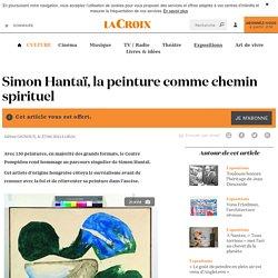 Simon Hantaï, la peinture comme chemin spirituel - La Croix