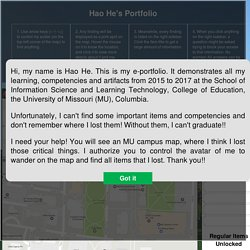 HaoHe Portfolio