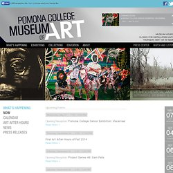 College : Museum of Art