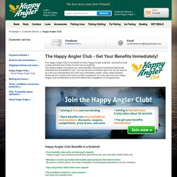 Happy Angler Club - Happy Angler Online Store