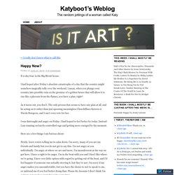 Katyboo1's Weblog