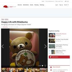 Happy Life with Rilakkuma - Tokyo - Japan Travel