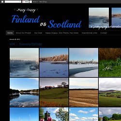 Happy Snappy: Finland vs Scotland