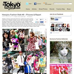 Harajuku Fashion Walk #6