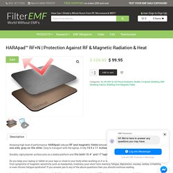 Protection Against RF & Magnetic Radiation & Heat