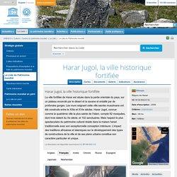 Harar Jugol, la ville historique fortifiée