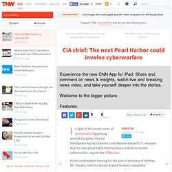 CIA chief: The next Pearl Harbor could involve cyberwarfare - TNW United States