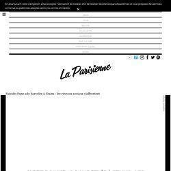 Suicide d'une ado harcelée à Stains : les réseaux sociaux s'affrontent - La Parisienne