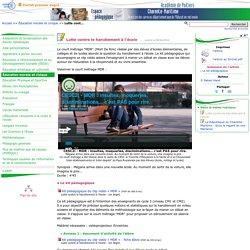 Lutte contre le harcèlement à l'école- Pédagogie - Direction des services départementaux de l'éducation nationale du 17