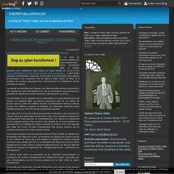 Cyber-harcèlement: la proposition de loi pour protéger les mineurs - Le blog de Thierry Vallat, avocat au Barreau de Paris (et sur Twitter: @MeThierryVallat)