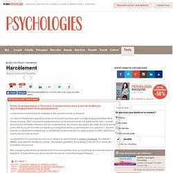 Harcèlement : Définition de Harcèlement