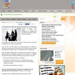Le harcèlement dans le monde du travail au Luxembourg