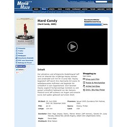 Hard Candy - Film, Kino, DVD