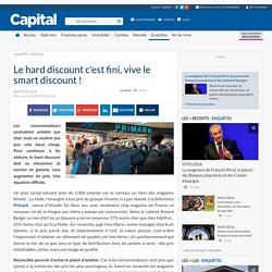 Le hard discount c'est fini, vive le smart discount !