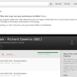Hard Talk - Richard Dawkins (BBC)
