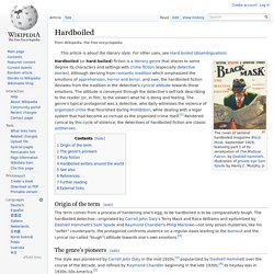 Hardboiled