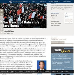 The March of Bahrain's Hardliners
