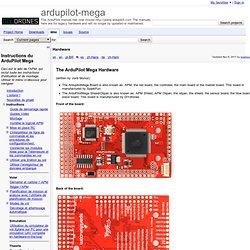Hardware - ardupilot-mega - Official ArduPlane repository