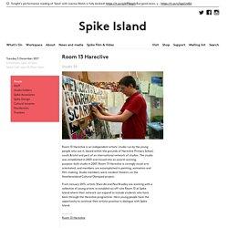Room 13 Hareclive ‹ People ‹ Spike Island