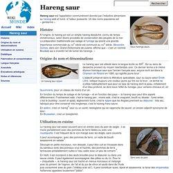 Hareng saur - Wikimonde