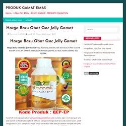 Harga Baru Obat Qnc Jelly Gamat Asli & Diskon Tahun 2019 Di Apotik