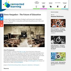 Steve Hargadon - The Future of Education