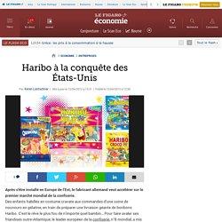 Haribo à la conquête des États-Unis