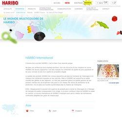 international et dans le monde entier - Tous les sites et filiales
