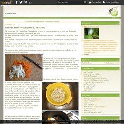 haricots demi-secs mijotés à l'ancienne - la cuisine de nanie